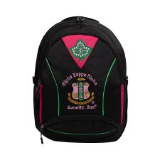 Alpha Kappa Alpha Embroidered Commuter Backpack