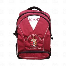 Kappa Alpha Psi Embroidered Commuter Backpack