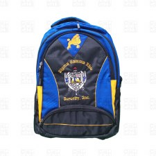 Sigma Gamma Rho Embroidered Commuter Backpack