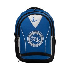 Zeta Phi Beta Embroidered Commuter Backpack