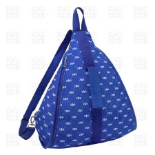 Zeta Phi Beta Pattern Backpack