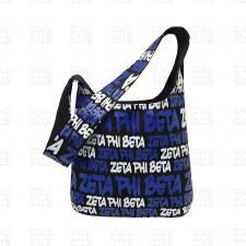 Zeta Graphic Tote Bag