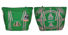Alpha Kappa Alpha Greek Canvas Bag