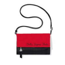 DST Crossbody Clutch Purse