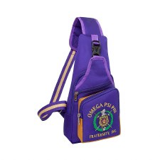 Omega Psi Phi TravelLite Sling Backpack