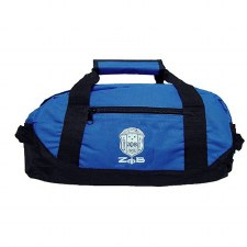 Zeta Phi Beta XL Duffel Bag