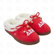 Delta Sigma Theta Cozy Slippers