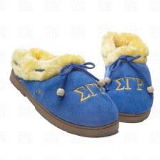 Sigma Gamma Rho Cozy Slippers