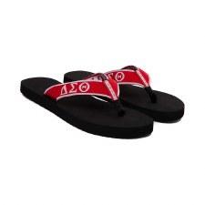 Delta Sigma Theta Beach Flip Flops
