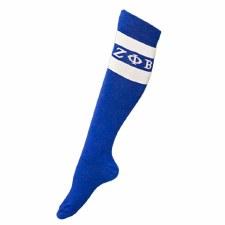 Zeta Phi Beta Knee Socks