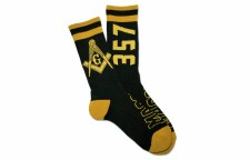 Mason Mascot Socks
