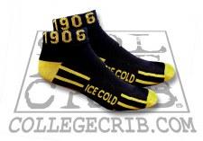 Alpha Phi Alpha Dry Fit Ankle Socks