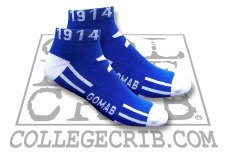 Phi Beta Sigma Dry Fit Ankle Socks