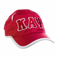 Kappa Alpha Psi Feather Light Cap
