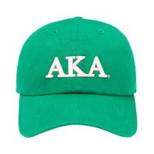Alpha Kappa Alpha Felt Letters Dad Hat