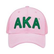 Alpha Kappa Alpha Trucker hat