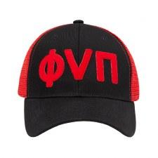 Phi Nu Pi Trucker hat