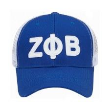 Zeta Phi Beta Trucker hat