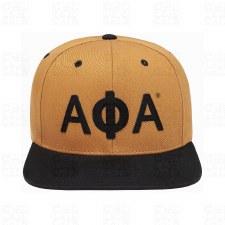 Alpha Phi Alpha Sanp Back Cap