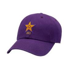 "Omega Psi Phi ""Omega Star & Founding Year"" Dad Cap"