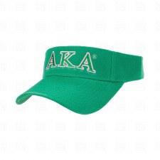 Alpha Kappa Alpha Classic Visor