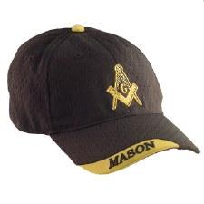 Mason Letters & Year Mesh Cap