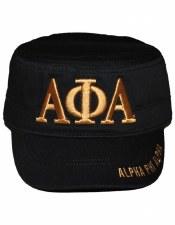Alpha Phi Alpha Captain Cap