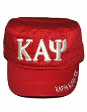 Kappa Alpha Psi Captain Cap
