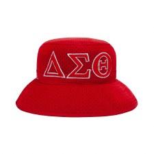 Delta Sigma Theta Letter Bucket Hat
