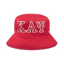 Kappa Alpha Psi Letter Bucket Hat