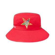 Order of the Eastern Star Bucket Hat