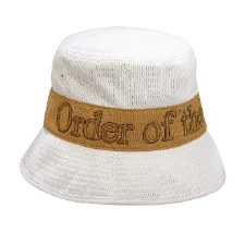 Order of the Eastern Star Mesh Bucket Hat