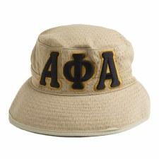 Alpha Phi Alpha Mesh Bucket Hat