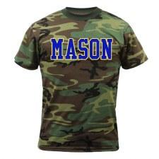 Mason Camo Tee