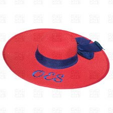 Order of the Eastern Star Floppy Beach Hat