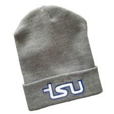 TSU Gray Folded Beanie