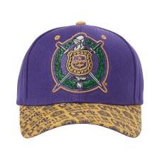 Omega Psi Phi Crest Sub Cap