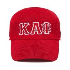 Kappa Alpha Psi Mesh Letter Cap