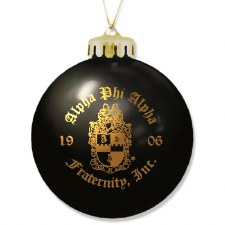 Alpha Phi Alpha Ornament Ball