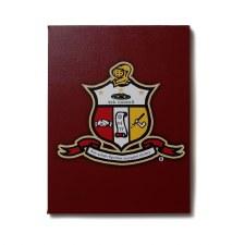 Kappa Alpha Psi Canvas Shield Art