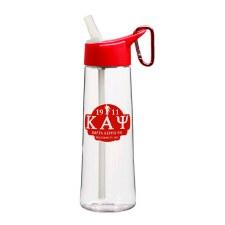 Kappa Alpha Psi Clear Tritan Bottle