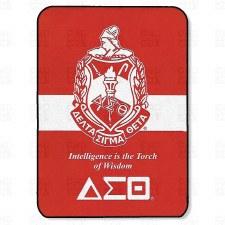 Delta Sigma Theta Super Soft Blanket