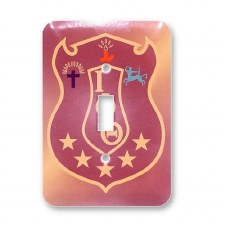 Iota Phi Theta Light Switch Cover
