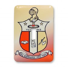 Kappa Alpha Psi Light Switch Cover