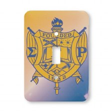 Sigma Gamma Rho Light Switch Cover