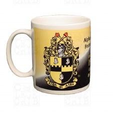 Alpha Phi Alpha Crest Coffee Mug