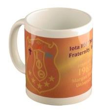 Iota Phi Theta Crest Coffee Mug