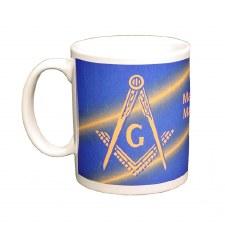 Mason Crest Coffee Mug