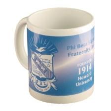Phi Beta Sigma Crest Coffee Mug