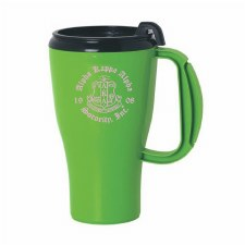 Alpha Kappa Alpha Handle Cup